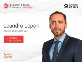 ICO Regulations and Legal Sphere of Blockchain: From Attorney-at-law at DLT Law Leandro Lepori