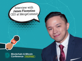 """James Florentino: """"Bitcoin is a grandmother of all coins. But the best as the start is Ethereum"""""""