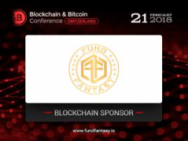 Meet Sponsor of Blockchain & Bitcoin Conference Switzerland: FundFantasy gaming platform