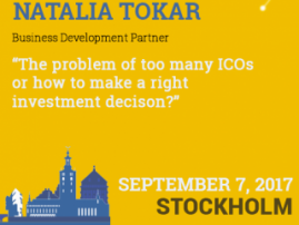 Natalia Tokar: How to invest in blockchain projects in the oversaturated market