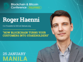 Roger Haenni, co-founder and CEO at Datum.org: how to turn clients into stakeholders