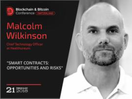 Smart contract time: main opportunities and risks from Malcolm Wilkinson, Healthureum CTO