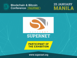 SuperNET platform: Exhibition Area Participant of Blockchain & Bitcoin Conference Philippines