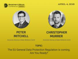 Swiss expert associates to reveal EU's new law on personal data protection
