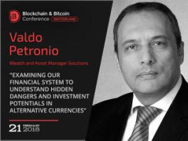 Valdo Petronio: detailed insights in financial system, hidden threats and investment opportunities of alternative currencies