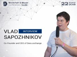 "Vlad Sapozhnikov: ""Big smart money"" are coming to blockchain"