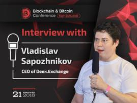 "Vladislav Sapozhnikov: ""Code of rules for ICO will lead to market stabilization"""