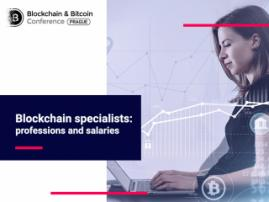 What are blockchain specialists and how much do they earn?