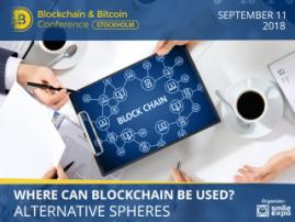 Where Can Blockchain Be Used? Alternative Spheres