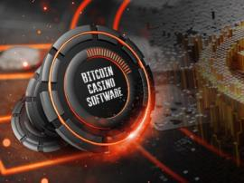 Where did the demand for bitcoin casino software come from ?