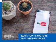 11 Best Youtube Affiliate Programs 2020 Greece Gambling Conference