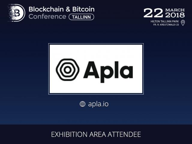 A blockchain platform Alpa to be showcased at the Blockchain & Bitcoin Conference Tallinn exhibition area