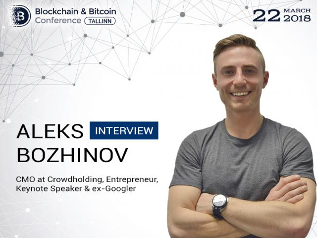 Aleks Bozhinov: The basics of promoting an ICO are the same no matter what the funding goal is