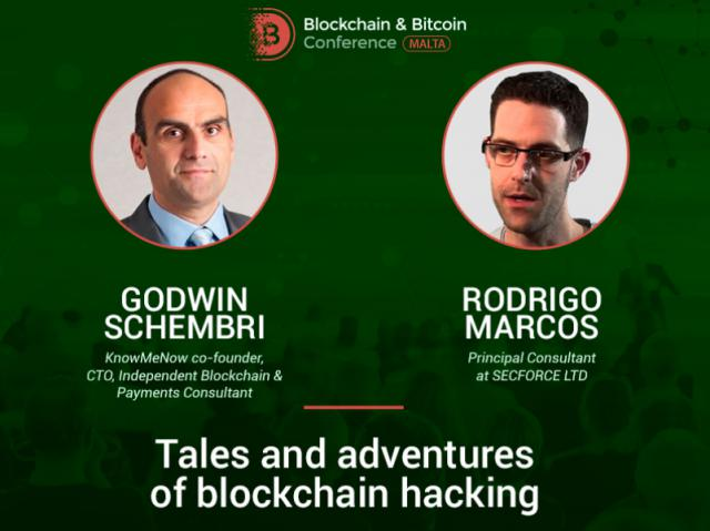 Attacking Blockchain: Godwin Schembri and Rodrigo Marcos Will Explain