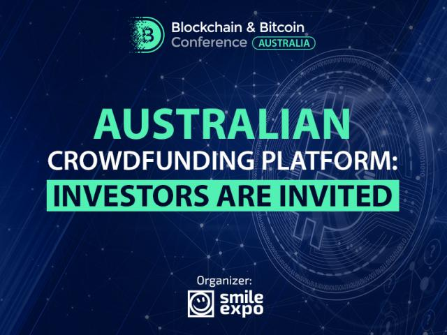 Australian Crowdfunding Platform: Investors Are Invited