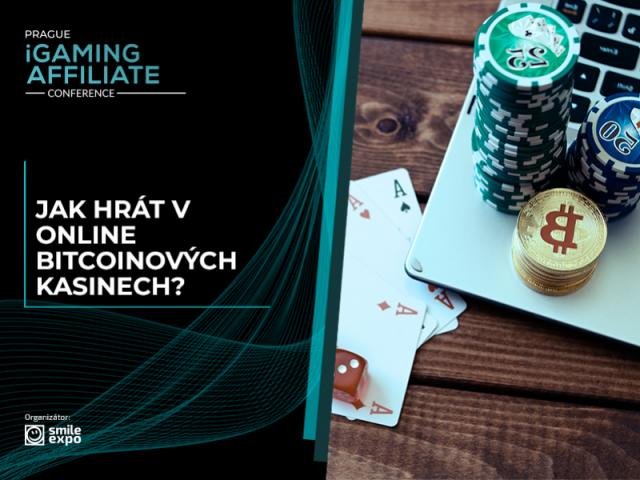 Bitcoin a hazardní hry: specifika kryptoměnových kasin