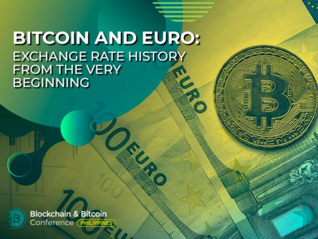 Bitcoin and Euro: Exchange Rate History from the Very Beginning