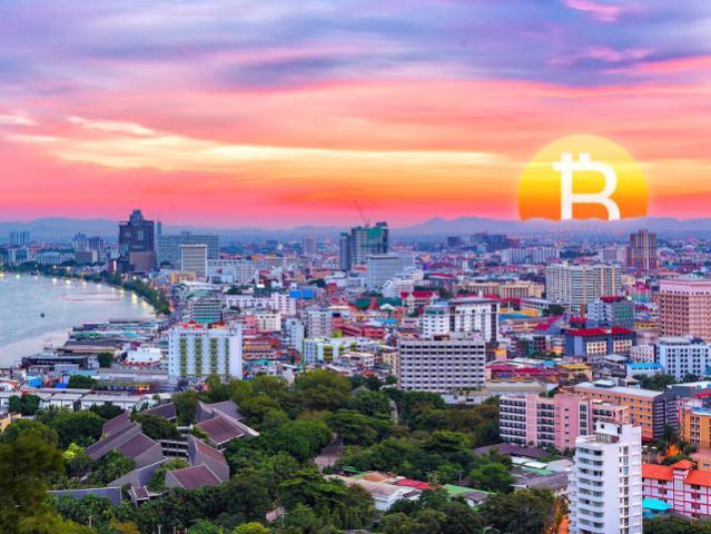 Bitcoin soars in Thailand