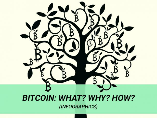 Bitcoin: What? Why? How? (Infographics)