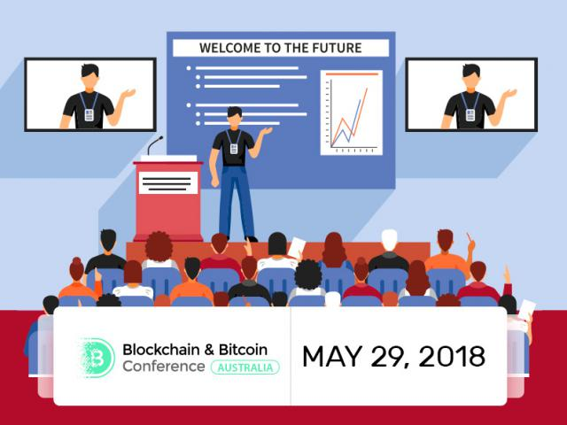Blockchain & Bitcoin Conference Australia Will Be Held May 29