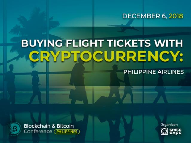 Buying Flight Tickets with Cryptocurrency: Philippine Airlines