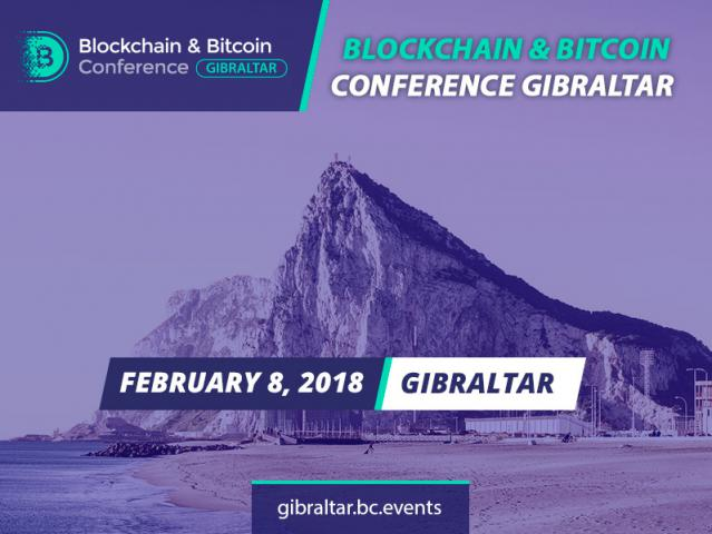 Cryptocurrency as important global economy trend: Gibraltar to host international conference – Blockchain & Bitcoin Conference – for the first time