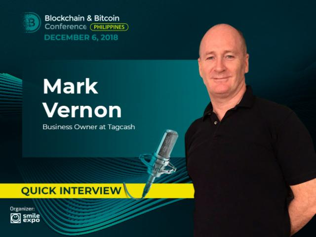 DLT Helps Me to Find New Solutions to Problems I Couldn't Solve – Mark Vernon, Founder at Tagcash