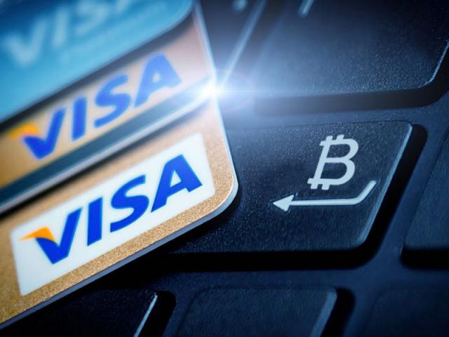 Head of Visa: bitcoin can not be considered as means of payment