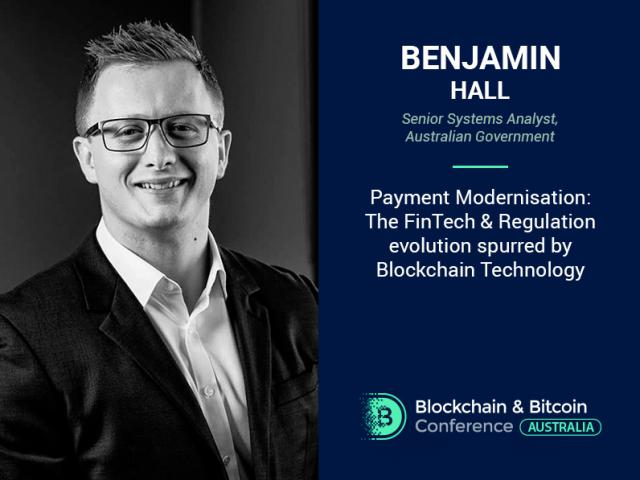 How Does Blockchain Inspire Regulations? ETHLEND Australian Ambassador Benjamin Hall Will Explain