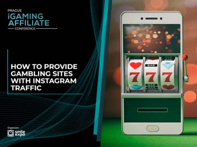 How to drive traffic from Instagram to gambling sites. Preparing your account