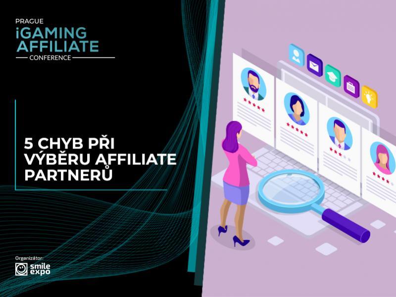 Jak hledat nové affiliate partnery a předejít hlavním chybám při spolupráci