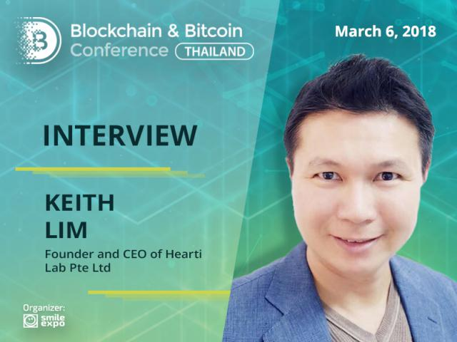 Keith Lim: Blockchain will definitely have a positive role in disrupting the insurance industry