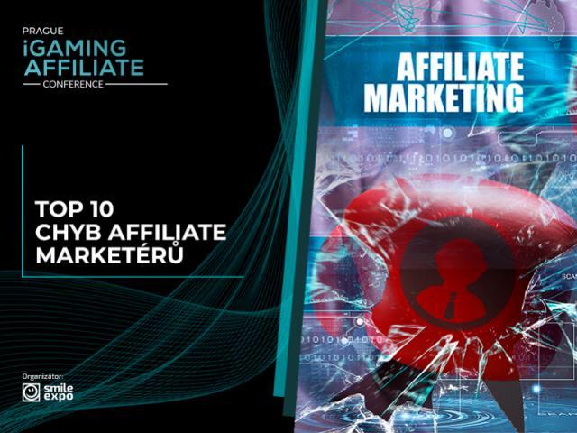 Lži a záplava odkazů: top 10 chyb affiliate marketérů