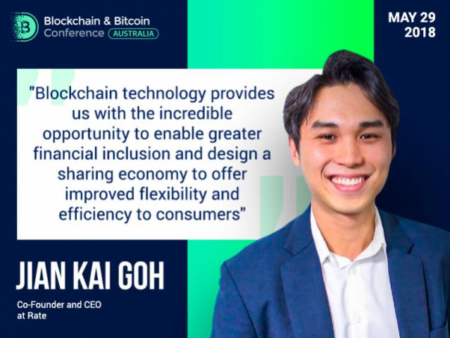 Legal Challenges Is a Huge Problem – Jian Kai (Jake) Goh, Co-Founder, CEO at Rate