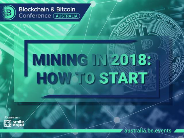 Mining in 2018: How to Start
