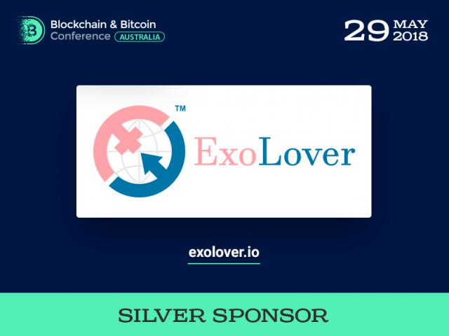 New Experience with Blockchain: ExoLover Will Present Unique Solutions and Will Become a Silver Sponsor