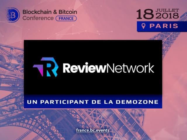 Nous simplifions l'étude du marché: Review.Network présentera les conseils à la zone de démonstration