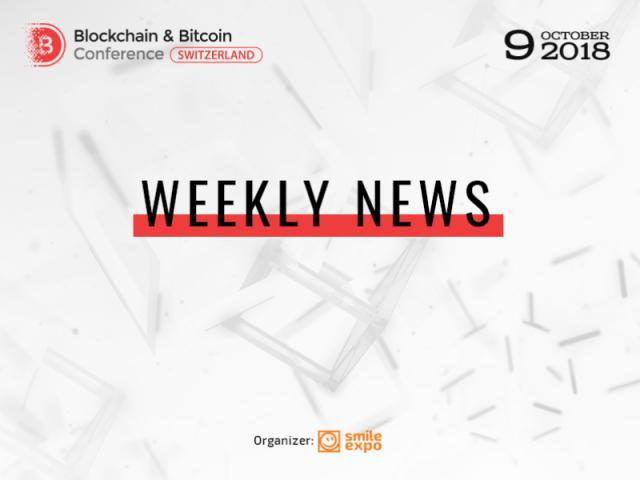 Recent DLT News Review: Bitcoin Core 0.17.0 Released and Coca-Cola Machine Accepts BTC