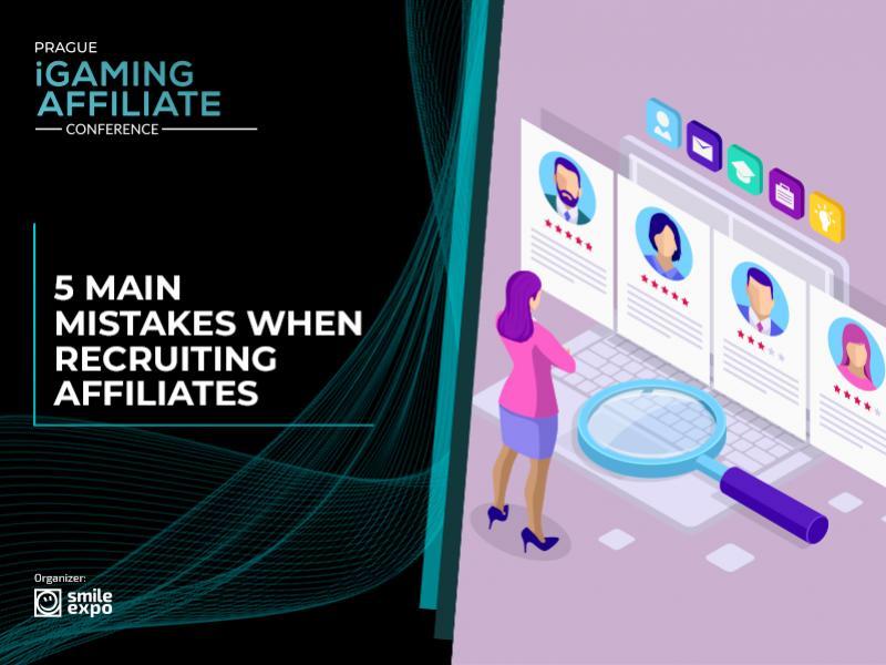Recruiting Affiliates: What Mistakes to Avoid