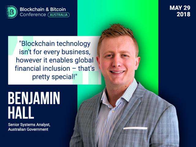 Regulations will help to stop unfair acts – Benjamin Hall, ETHLEND Australian Ambassador