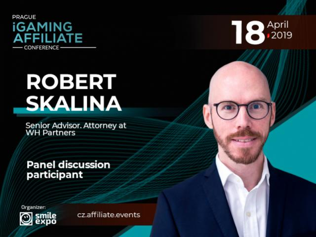 Senior Advisor in WH Partners Robert Skalina Will Explain How Gambling Is Regulated in the Czech Republic