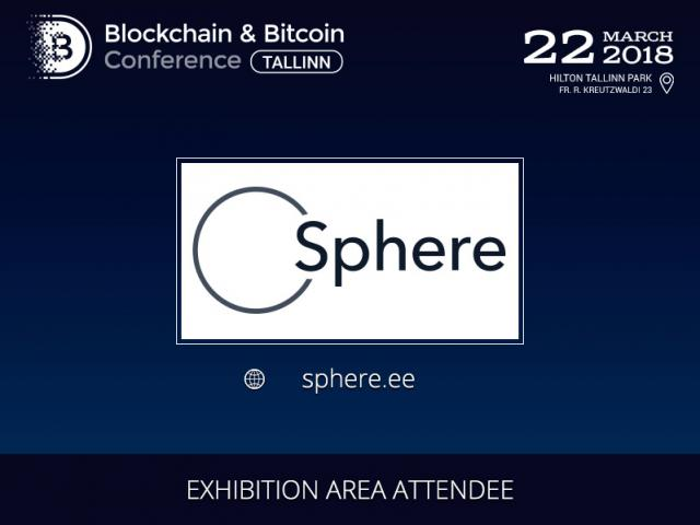 Sphere: participant of Blockchain & Bitcoin Conference Tallinn