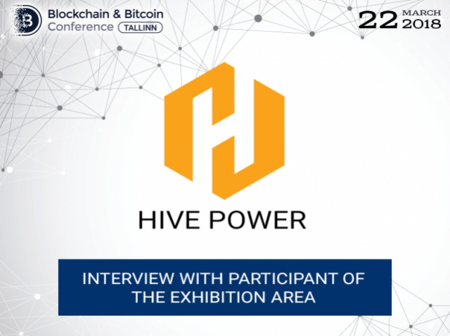 "The concept of blockchain-based ""energy hives"": Hive Power developers about future power systems"