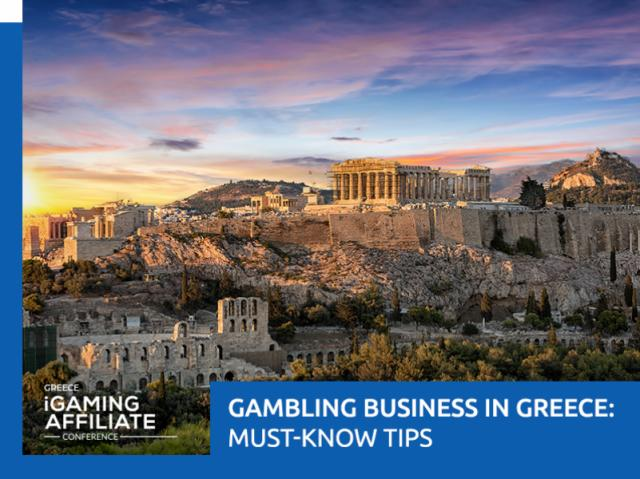 The Whole Truth About Greek Gambling Business: Regulation Features and Market Prospects