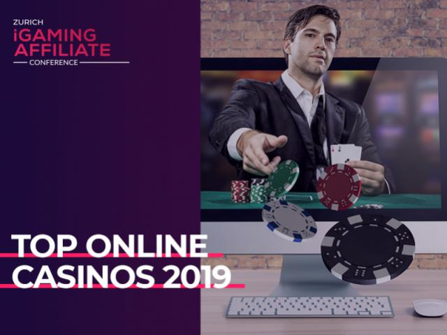 Top Online Casinos 2019 and First Gambling Sites in Switzerland