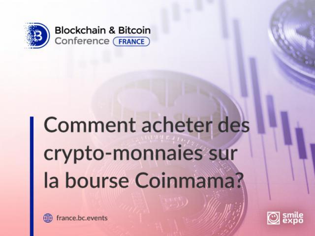 Un aperçu de Coinmama, une plateforme d'échange de crypto-monnaies