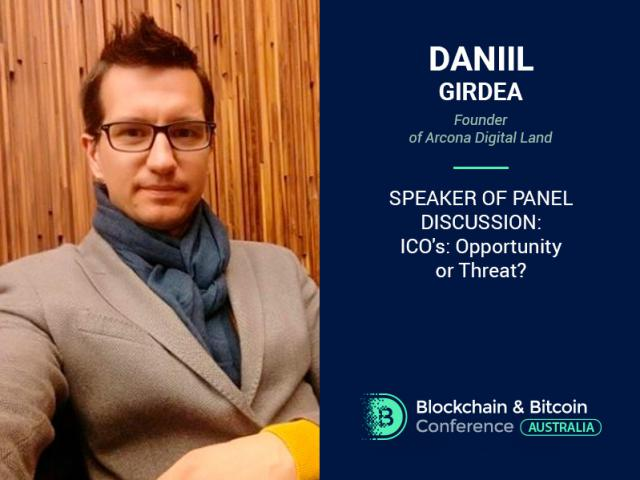 What Impacts Does ICO Have? Founder of Arcona Digital Land Will Explain