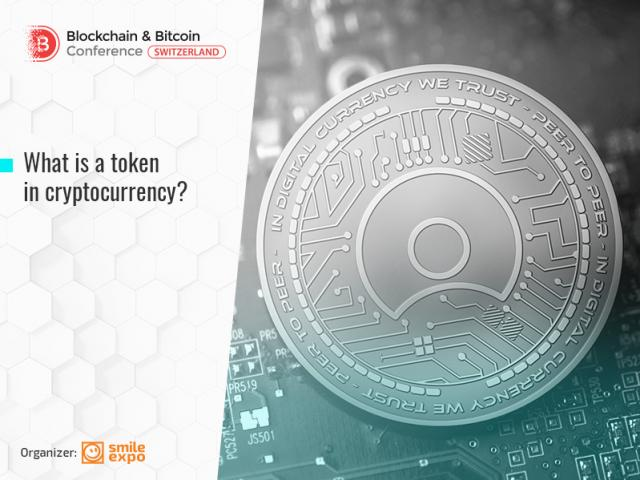 What is difference between token and cryptocurrency