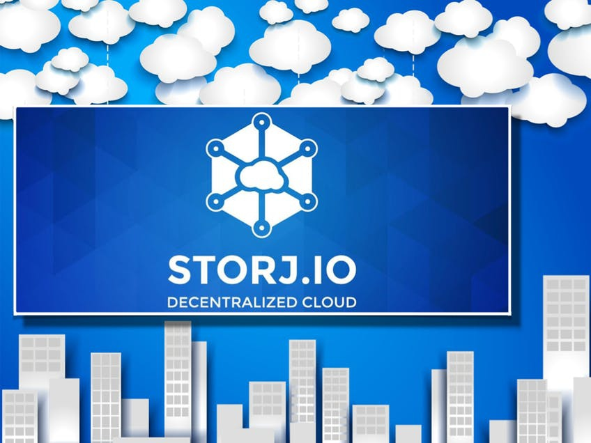 Storj cloud storage tokens went up by 150% in 24 hours