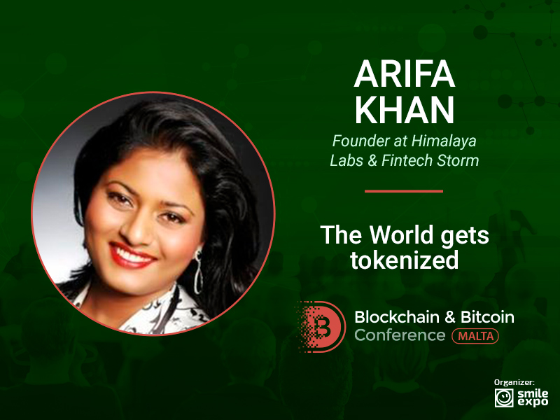 Tokenization – a problem or a solution? The India partner of Ethereum Foundation Arifa Khan will explain